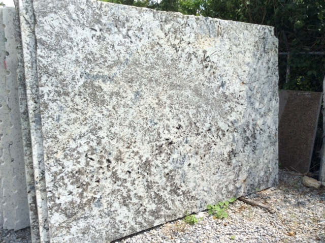 Whisper White Granite