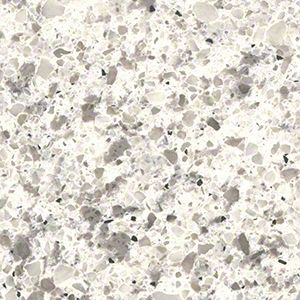 Peppercorn White Quartz