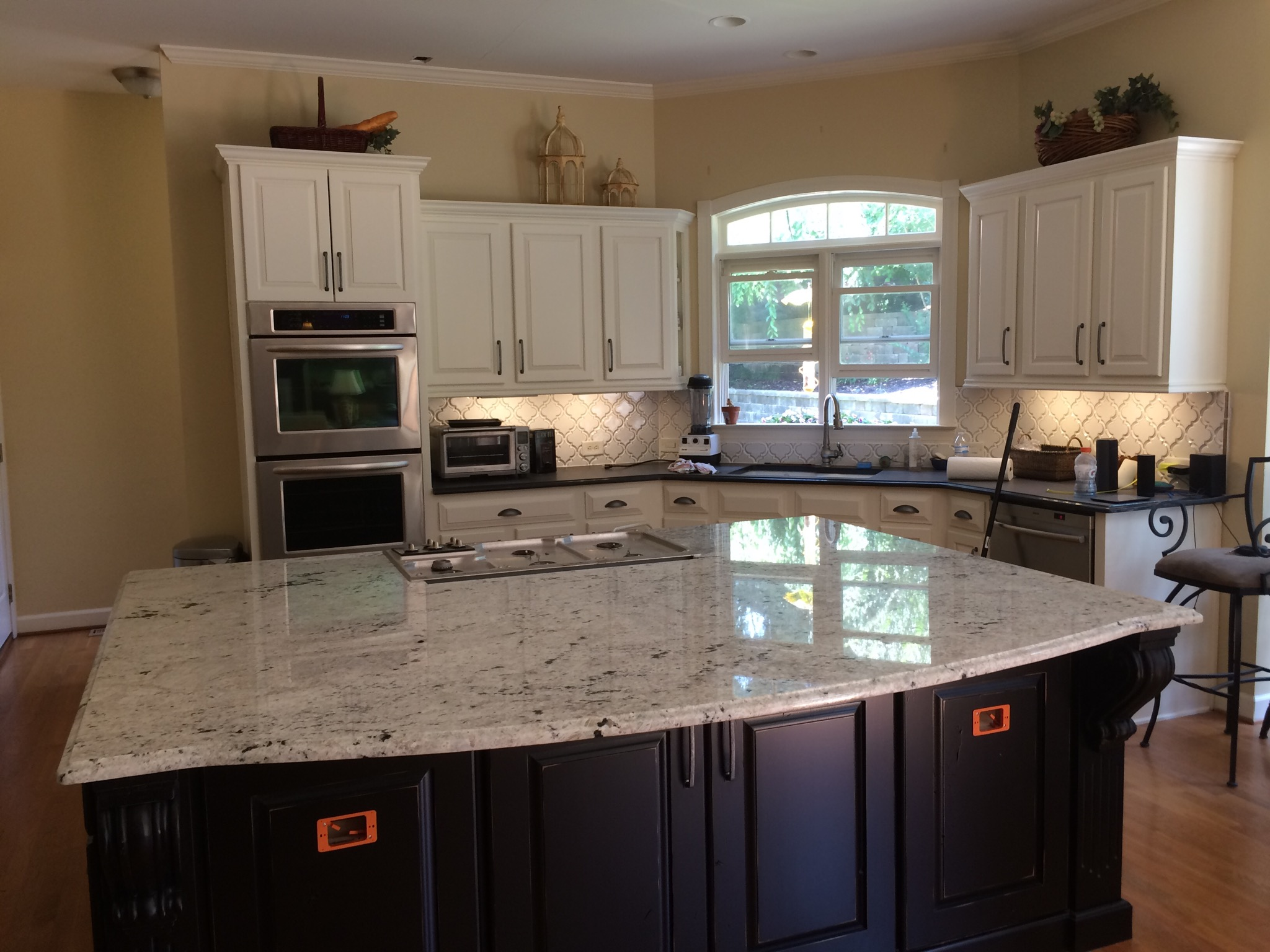 countertop white naperville kitchen countertops granit granite comfy super